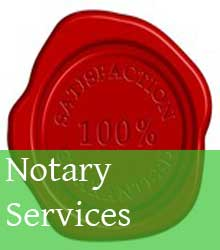 Notary Services FE